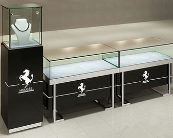 中国 Wholesale counter jewelry display/Jewelry Store Display Showcase 工場