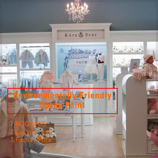 Nice fashion popular retail Kids Clothing Store interior design サプライヤー